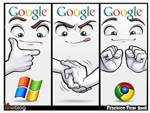 google,微软,chrome,谷歌浏览器